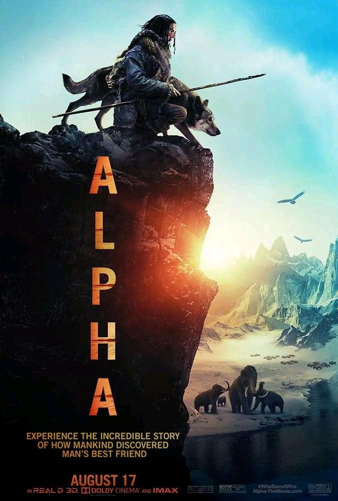 Alpha (2018) download  480p, 720p  quality MLRBD.com