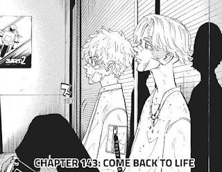 Update! Baca Manga Tokyo Revengers Chapter 143 Full Sub Indo
