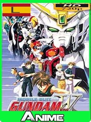 Mobile Suit Gundam Wing (49/49) HD [480P] subtitulada [GoogleDrive-Mega] BerlinHD
