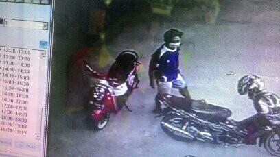 Pencuri Helm Ini Kembalikan Helm Pada Pemiliknya Beserta Sebuah Surat, Begini Isinya
