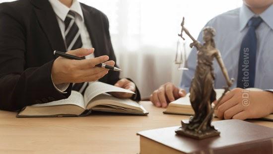 justica intimar advogado errado reu indenizado