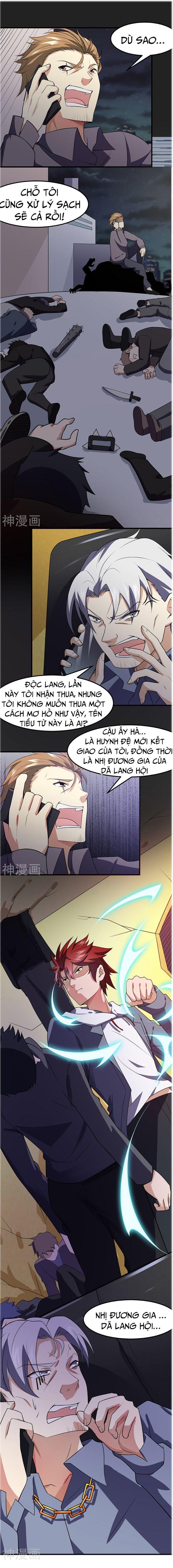 Dị Năng Thần Chủ Chapter 45 video  - truyenmh.com