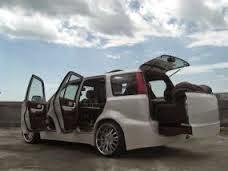 modifikasi mobil honda crv
