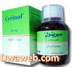 cyrinol uses