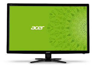 Acer 24 Inch Screen LED Lit Monitor