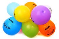 Aniversário Com Baloes