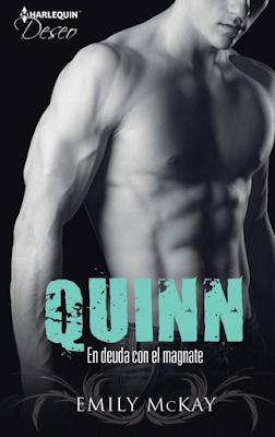 Emily Mckay - Quinn, En Deuda Con El Magnate