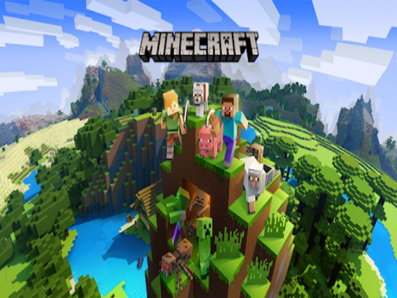 Download Minecraft Game PC Free