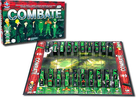 11 Jogos tabuleiro - Combate