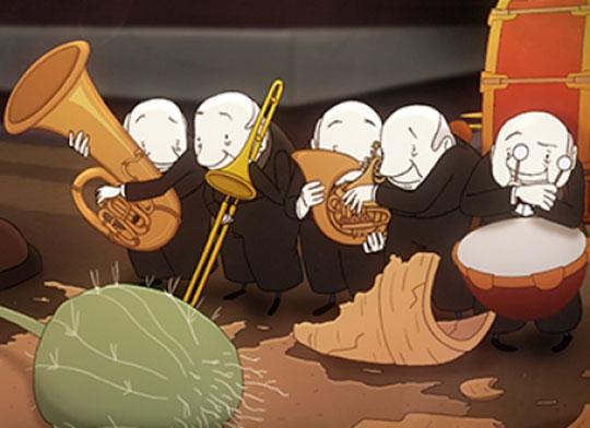 Disfruta de los mejores cortos de animación en Bogoshorts 2016