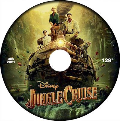 Jungle Cruise - [2021]