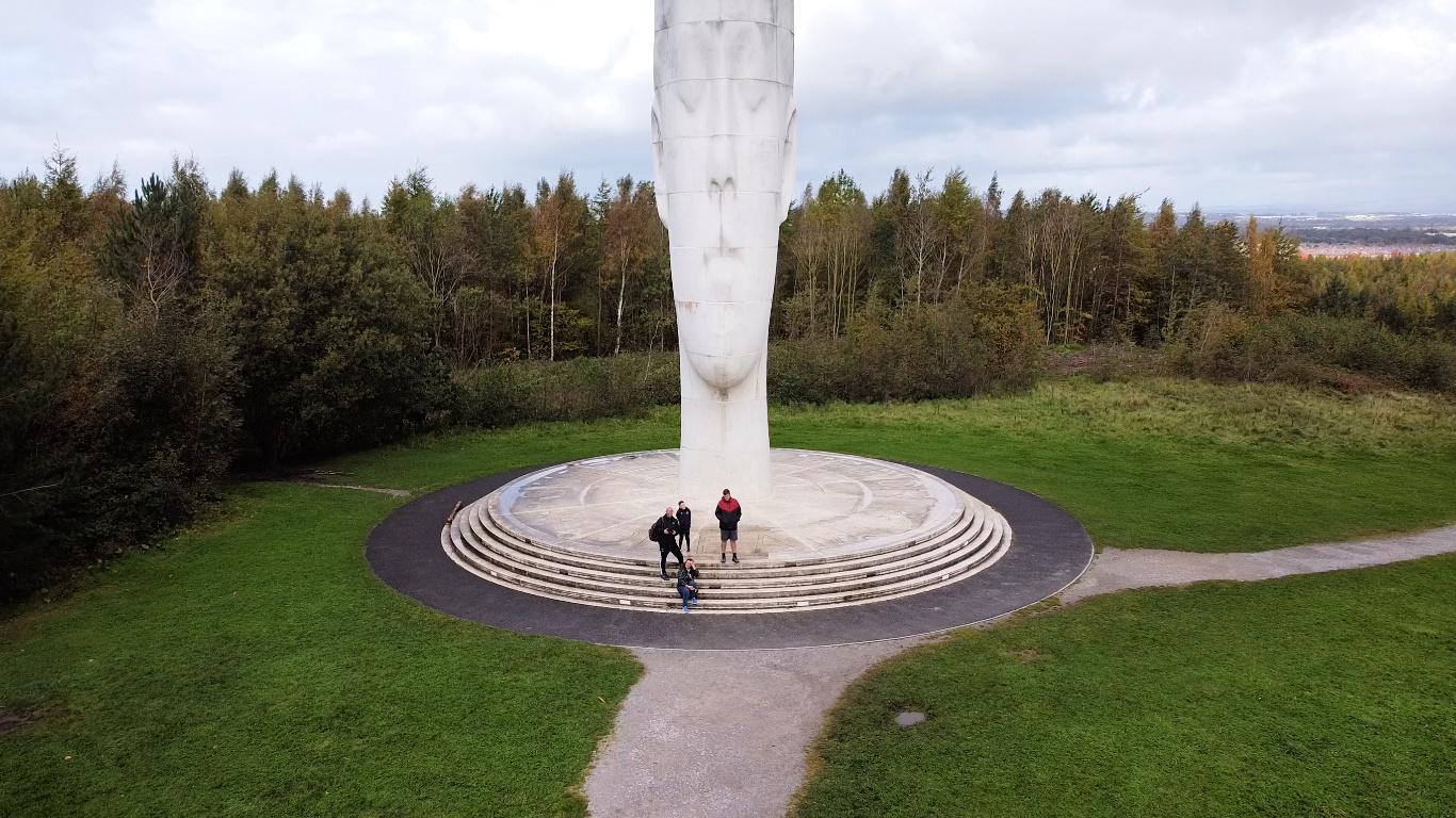 Dream Statue