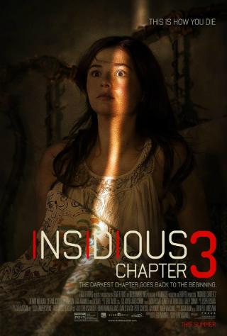Insidious: Chapter 3 [2015] [DVD5 + DVD9] [NTSC] [Latino]