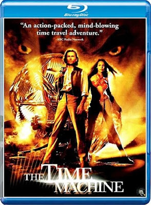 The Time Machine (2002) 480p 300MB Blu-Ray Hindi Dubbed Dual Audio [Hindi – English] MKV