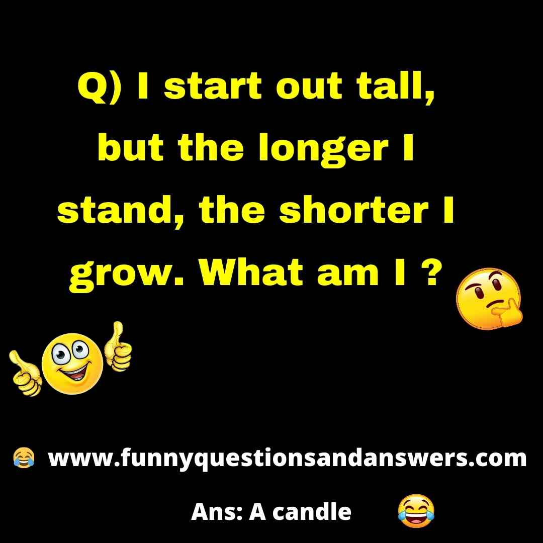 Whatsapp funny questions and answers