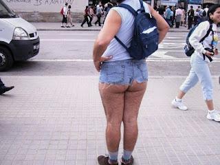 10) Hot Pants