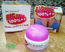 Cream untuk memperbesar payudara Cream Dr. Susan