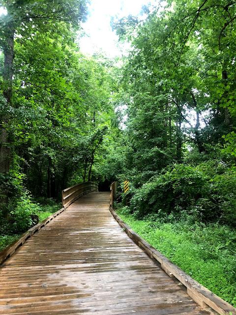 greenway trail apex