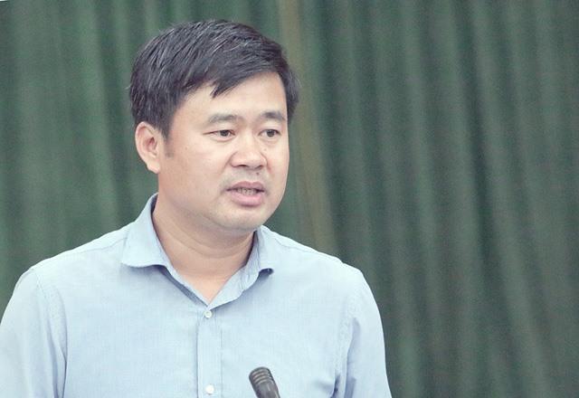 Ông Đỗ Minh Tuấn – Phó Chủ tịch UBND huyện Sóc Sơn