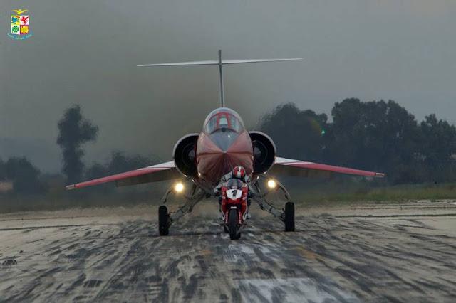 Ducati 999 F-104 Starfighter Grazzanise