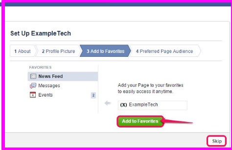 how to make the best business page on facebook