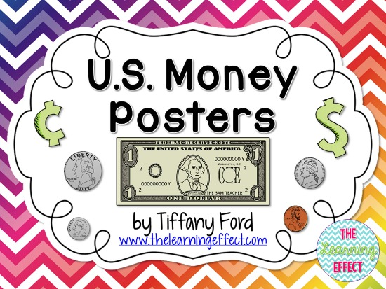 https://www.teacherspayteachers.com/Product/US-Money-Coins-Dollar-Posters-293849
