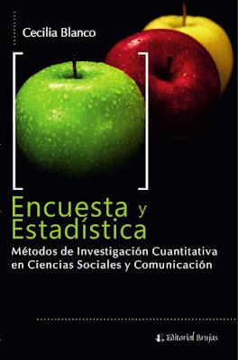 Encuesta y Estadística de Cecilia Blanco.