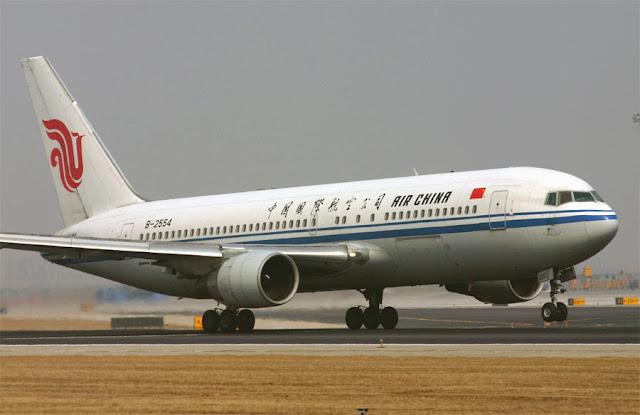 Çin Uçak Bileti