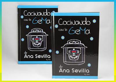 Cocinando con la Gema de Ana Sevilla