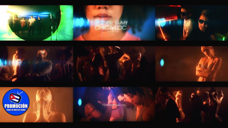 Oneil & Lumy - ¨Chica Loca¨ - Videoclip - Director: Torres Raycel. Portal Del Vídeo Clip Cubano. Música urbana cubana. Reguetón. Cuba.