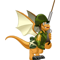 Soldier Dragon