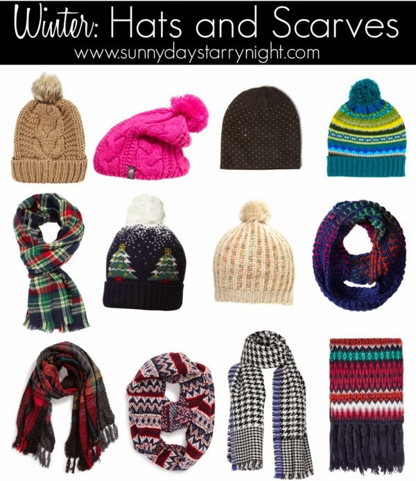 Winter  Hats and Scarves  c87d6a67788