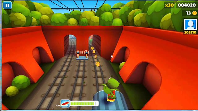 ����� Subway Surfers