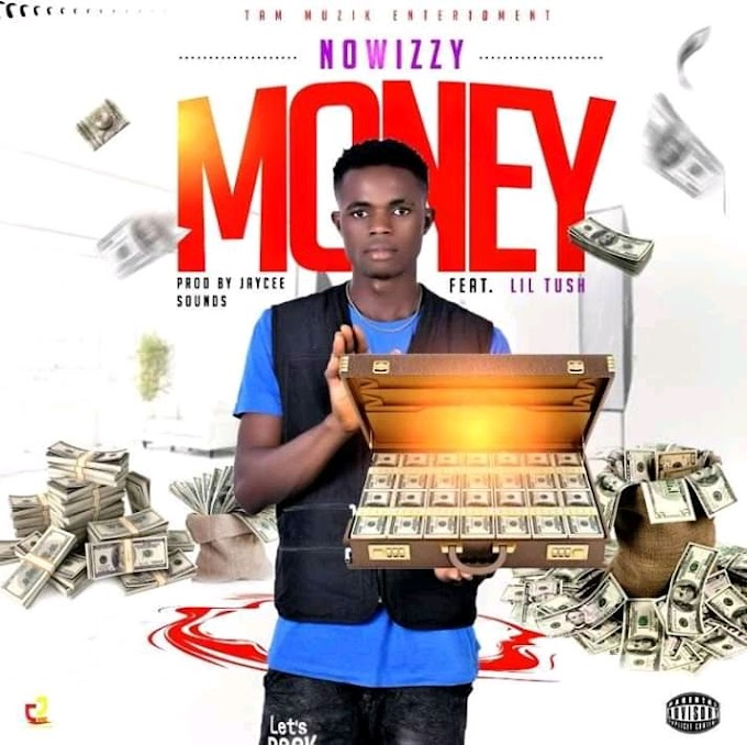 "NoWizzy Unveils Artwork, Title & Release Date For New Song, ""MONEY"" featuring 'Lil Tush'"