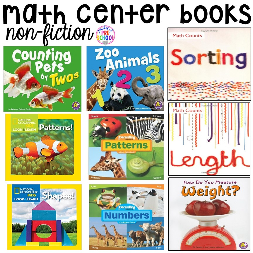 How to Set Up the Math Center in an Early Childhood Classroom ...