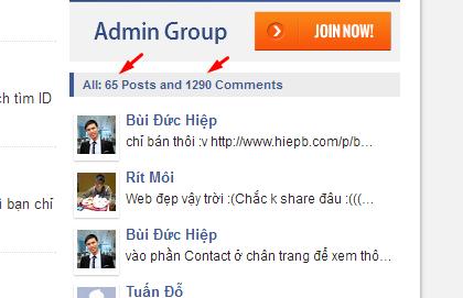 Cùng bàn luận về hướng phát triển website trên Facebook