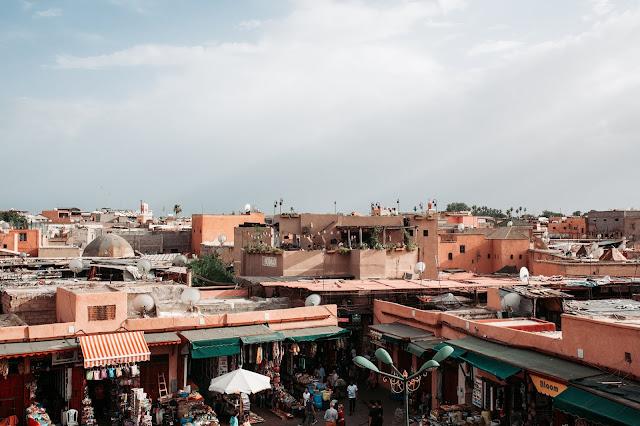 foto marrakech medina