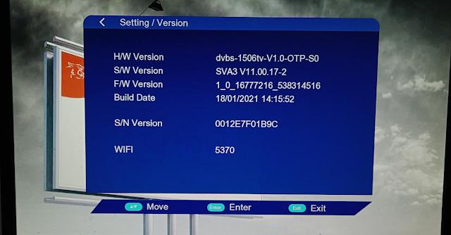 NOVA N400 1506TV 512M 4M NEW SOFTWARE WITH TURBO SHARE & G SHARE PLUS OPTION