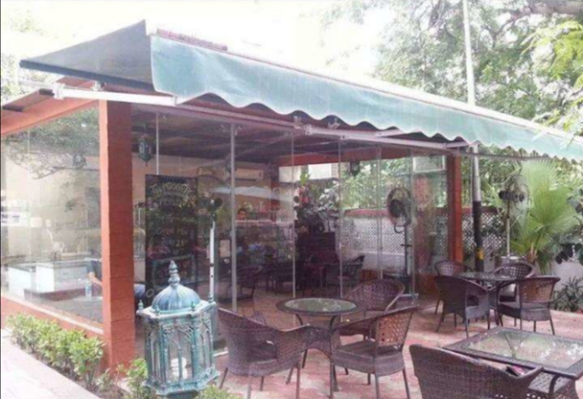 Too Mikkii Tapas Tea Cafe, Chanakyapuri, New Delhi Review
