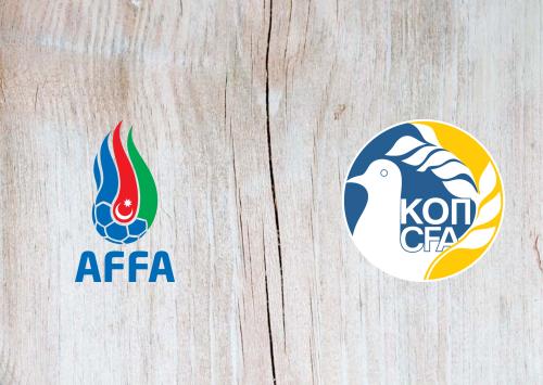 Azerbaijan vs Cyprus -Highlights 13 October 2020
