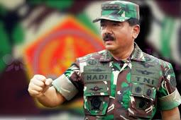 Hadi Tjahjanto Mutasi dan Promosi Jabatan 60 Perwira Tinggi di Lingkungan TNI