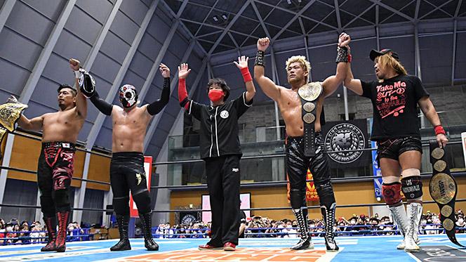 Cobertura: NJPW Summer Struggle 2021 – Day 1 – Asas para o céu!
