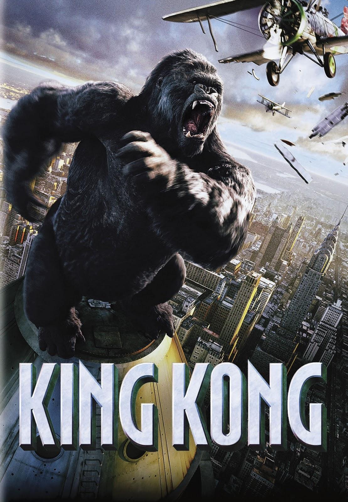 The OJ Reviews: ORIGINAL VS REMAKE - King Kong
