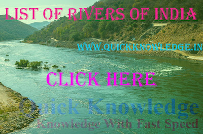 List of rivers of India