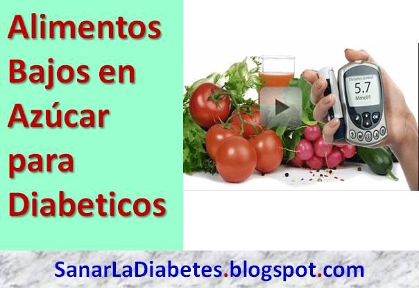 3 alimentos bajos en azucar para diab ticos nivel de az car alto y resistencia a la insulina - Alimentos contra diabetes ...