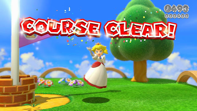 Image result for super mario 3d world ghost replay