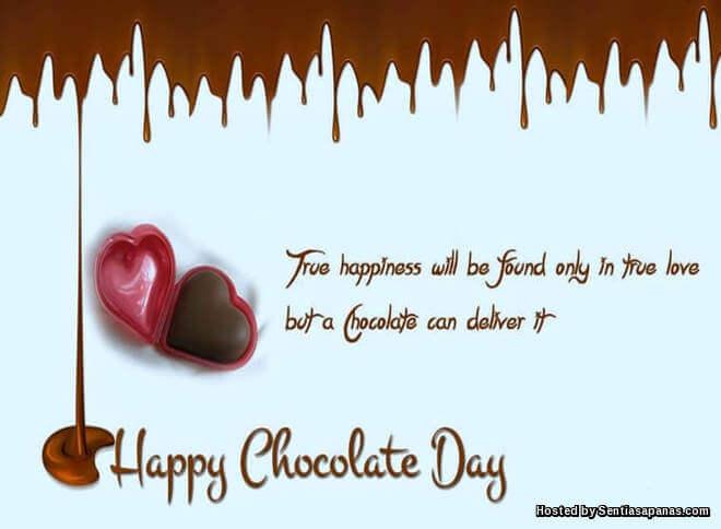 Sambutan Hari Coklat Sedunia