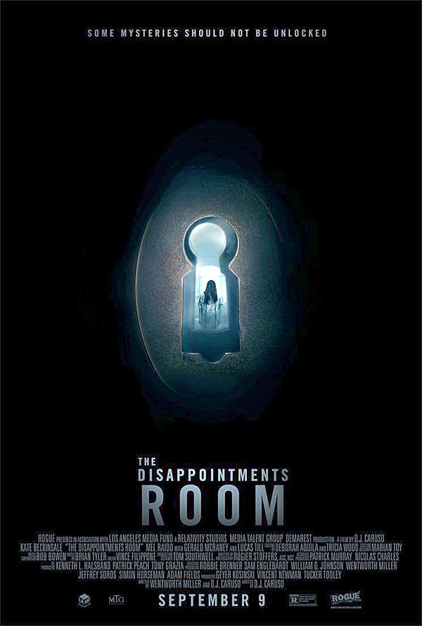 Soresport Movies: The Disappointments Room (2016) Horror