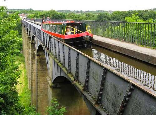 Jembatan Pontcysyllte Aqueduct