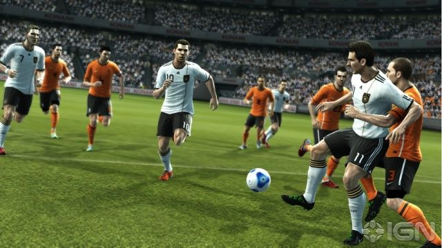 PES Free Download Full Version PC Games
